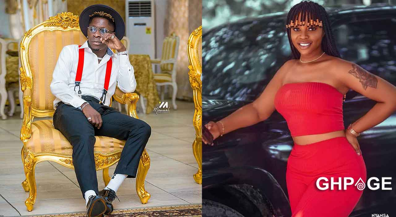 Shatta Wale almost broke my legs with a crazy position while getting intimate- Michy