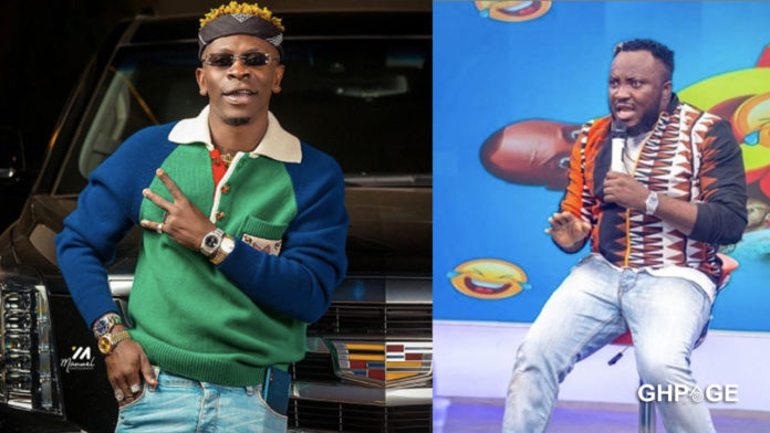Your jokes are not funny - Shatta Wale tells DKB