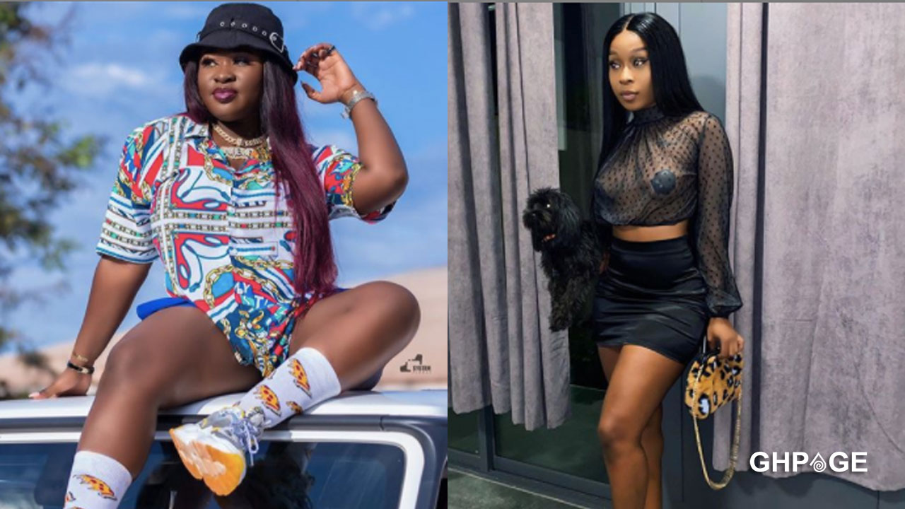 I'm not bothered by Efia Odo's comment – Sista Afia