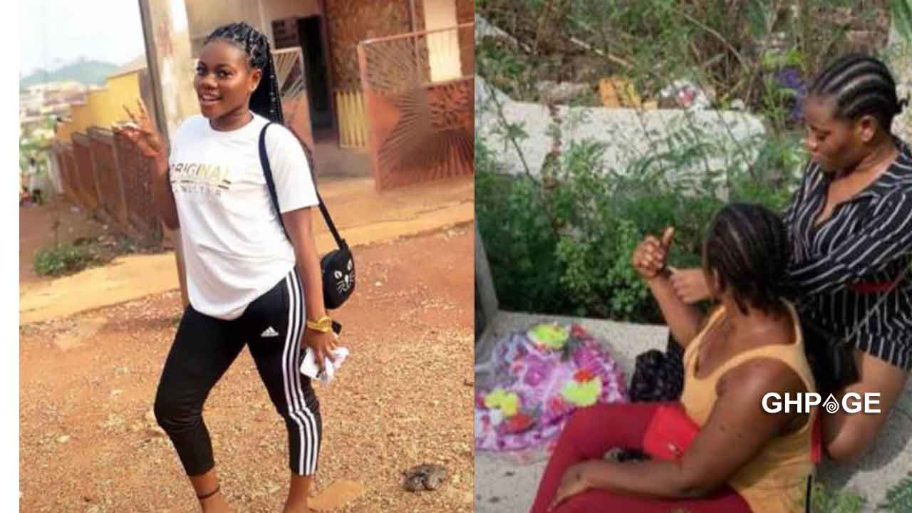 Slay Queen who snatched Shatta Wale from Efia Odo revealed