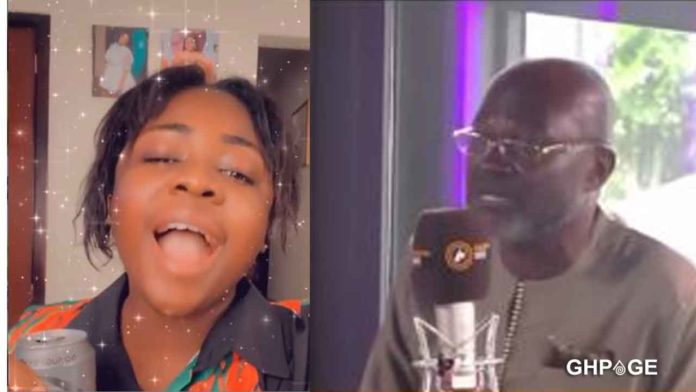 Tracey Boakye and Kennedy Agyapong