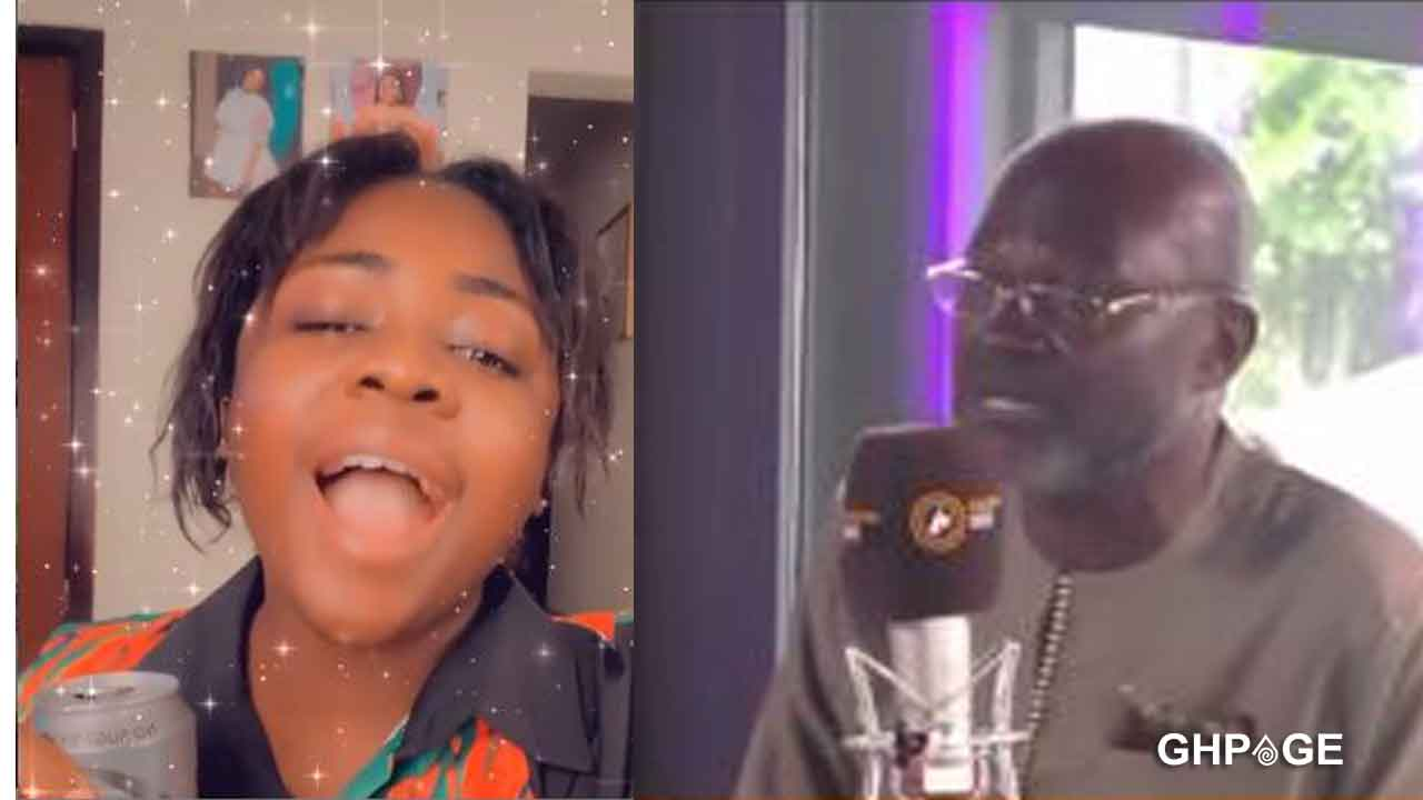 You're like a father to me, I'm sorry -Tracey Boakye finally apologizes to Kennedy Agyapong