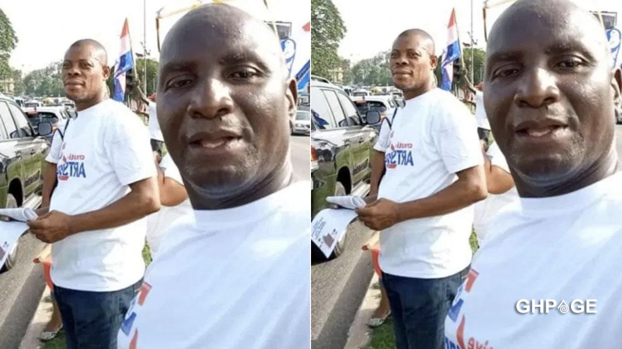 Waakye hits the streets to campaign for Nana Akuffo Addo