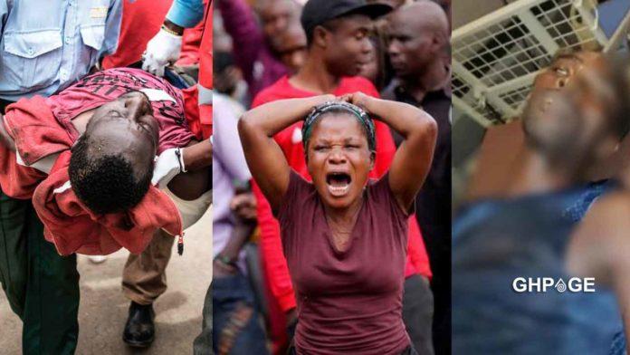 3 shot dead at Odododiodio Constituency