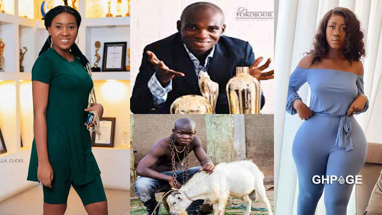 Year in Retrospect; 7 'ordinary' Ghanaians who rose to fame through social media in 2020