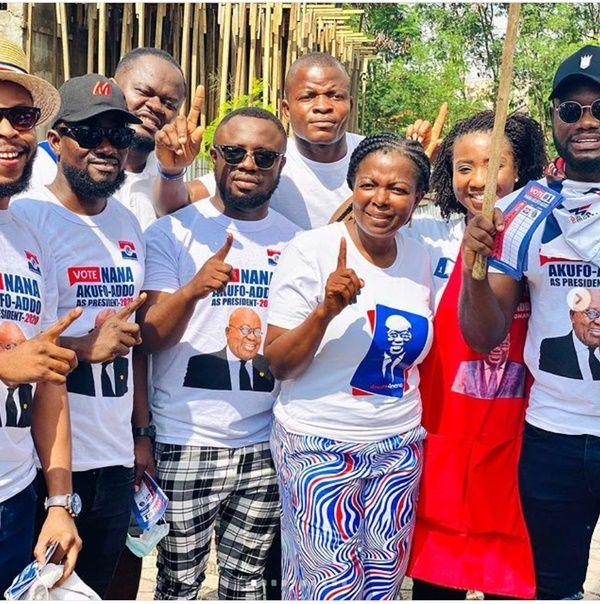 Actors and other Creative Arts persons endorses NPP