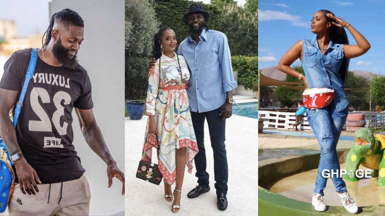 Adebayor reveals the reason why he broke up with Dillish Mathews