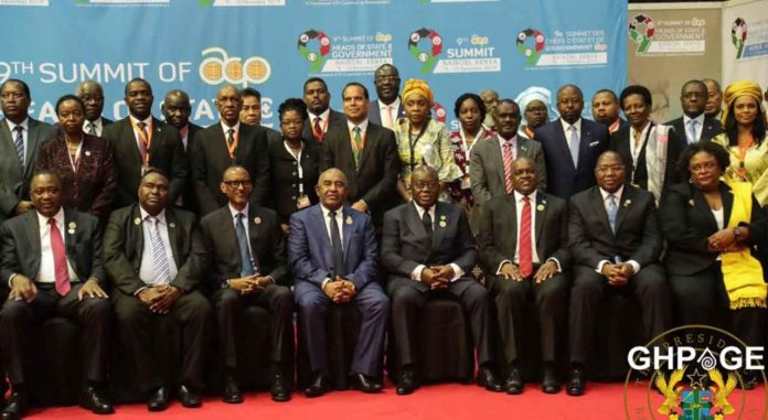 Akufo Addo African Leaders