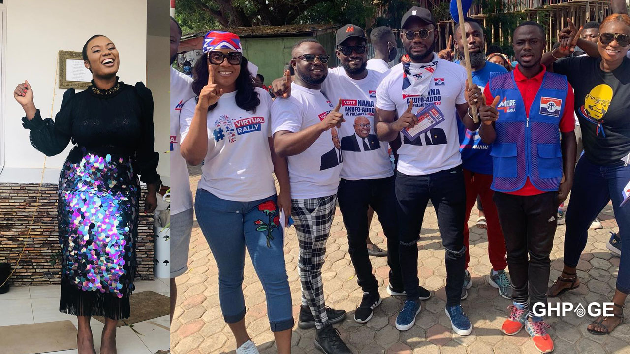 You are daft for supporting Lydia Alhassan – Bridget Otoo slams NPP celebrities