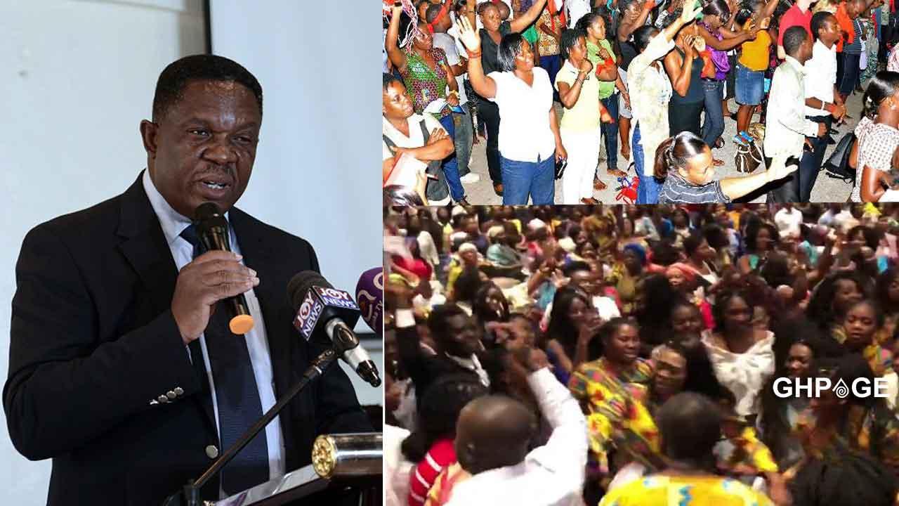 Do not wear political party paraphernalia to church on Sunday-Christian Council urges Ghanaians