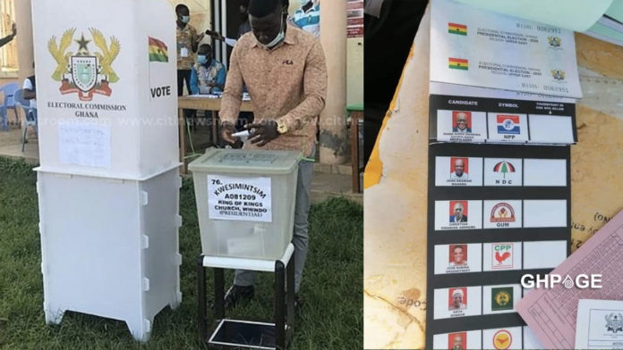 EC officials arrested for tampering with Presidential ballot papers
