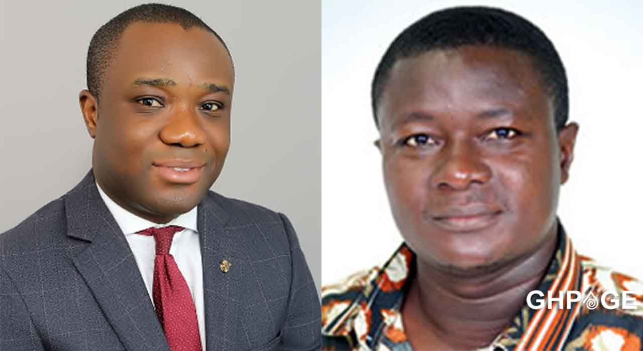 Felix Ofosu Kwakye loses to the NPP's Elvis Donkor in Abura Asebu