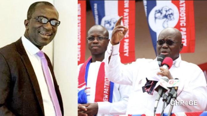 Fomena MP-elect makes a fresh and final demand before he croses carpet to NPP