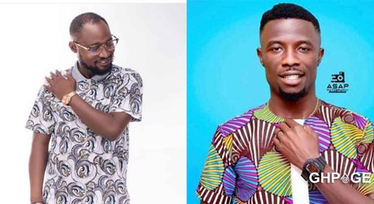 Funny Face goes full blast again over baby mama issues on Kwaku Manu's aggressive interview