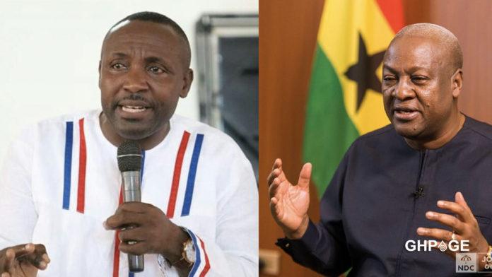 John Boadu calls on Mahama's children to join street protest