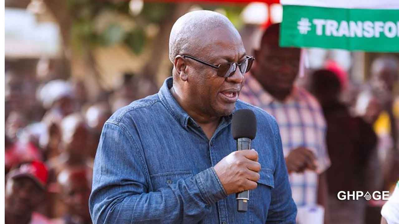 We are having very good results from all parts of the country – John Mahama