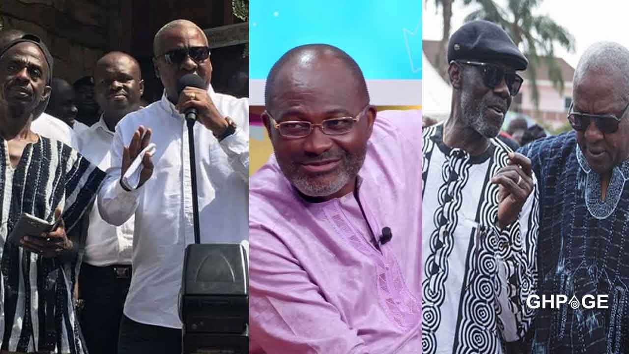 Mahama, Asiedu Nketiah, others are planning to burn Kumasi and Cape Coast markets on Saturday-Ken Agyapong alleges