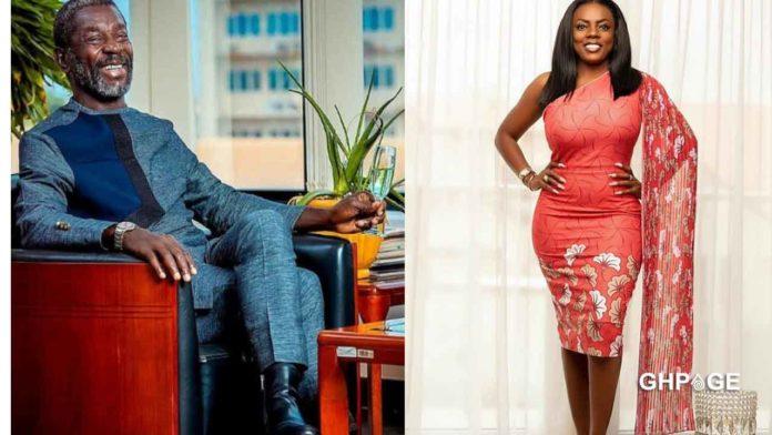 Kofi Amoabeng and Nana Aba Anamoah