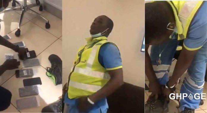 Kotoka Airport theft