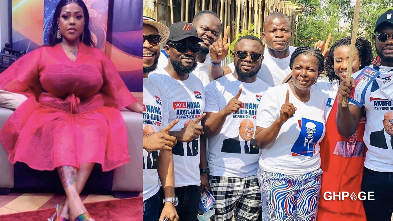 Gucci Mona drops the amount NPP celebrities charged before endorsing Maa Lydia
