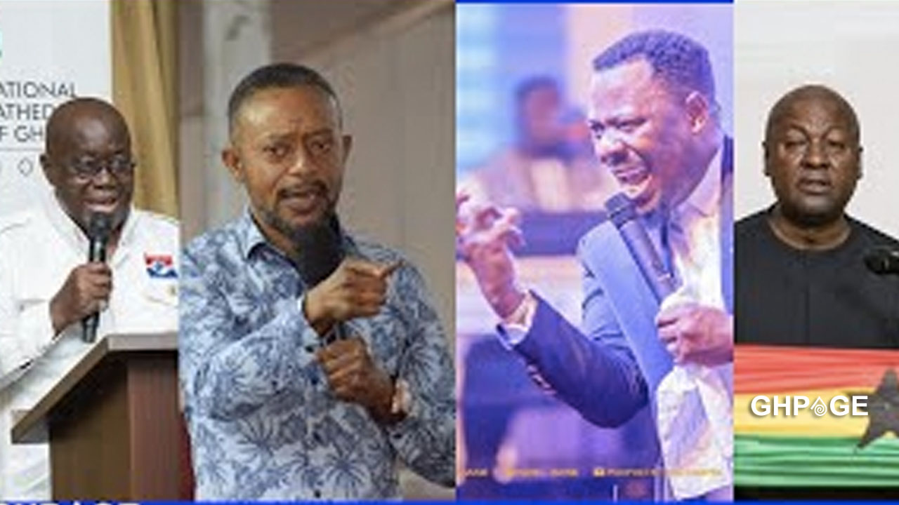 Owusu Bempah and Nigel Gaisie trade blows on live radio ahead of the 2020 elections (VIDEO)