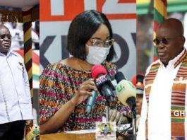 #Election 2020: Jean Mensah declares Nana Akufo Addo as President-elect