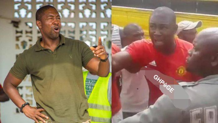 Dr. Okoe Boye, MP for Ledzokuku Constituency