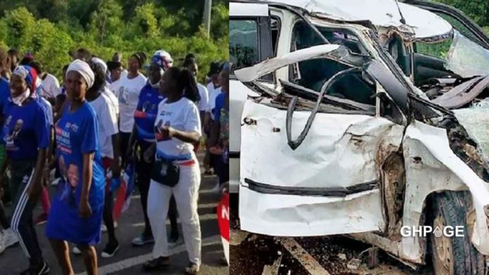 One NPP supporter confirmed dead, 7 others severely injured while jubilating over party's win