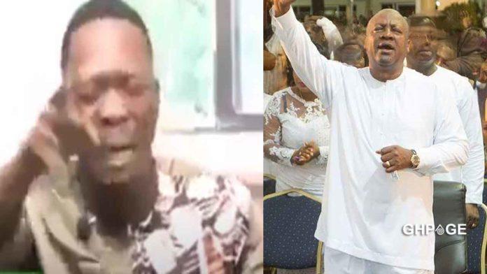 Prophet and John Mahama