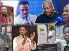 Meet some of the Prophets who predicted a win for John Mahama