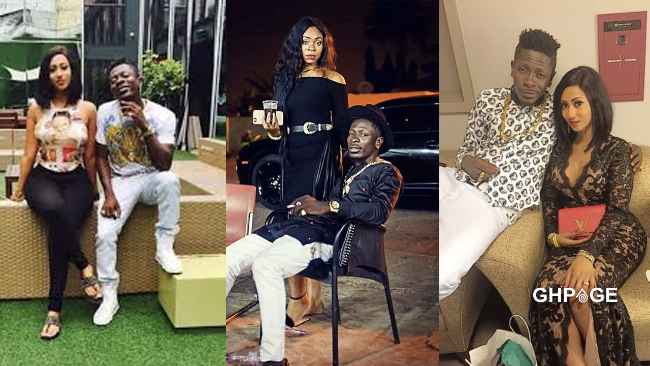 All my girlfriends including Michy broke up with me because of Hajia4real – Shatta Wale