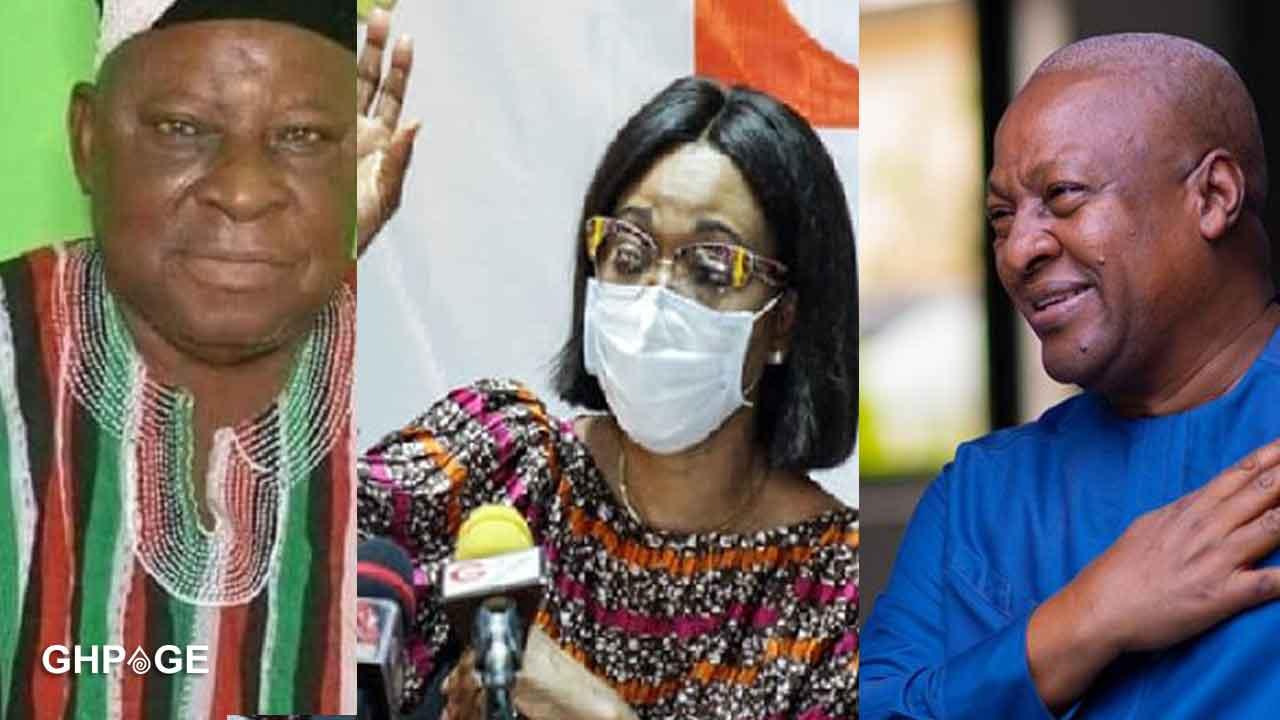 The EC has 48 hours to declare John Mahama as president-elect – NDC Chairman