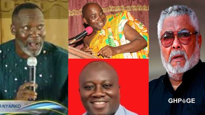Top 13 Ghanaian personalities who passed away in 2020