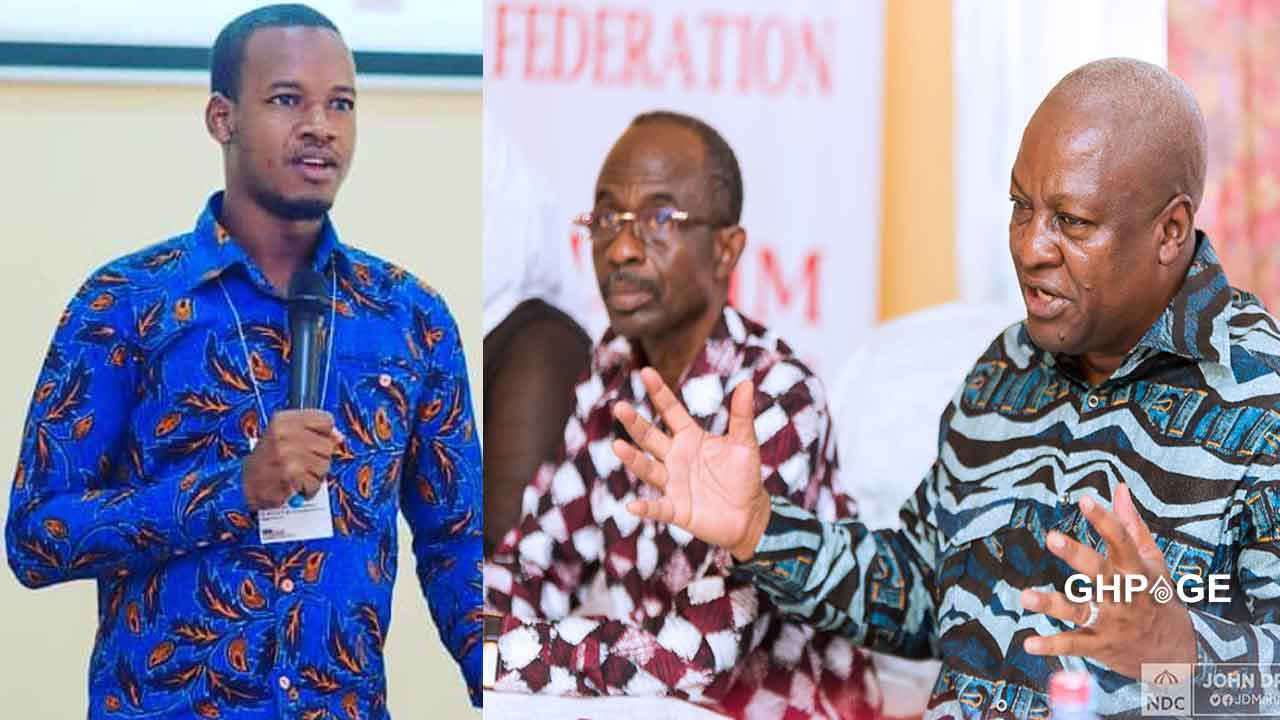 Did you see journalists counting ballots at the polling station?-Umaru Sanda questions NDC