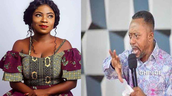 Vim Lady and rev Owusu Bempah