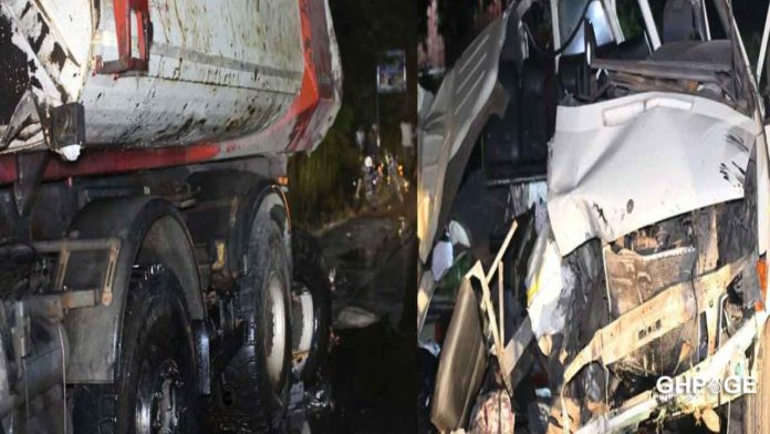 7 die in a ghastly car crash at Kpong on New Year eve