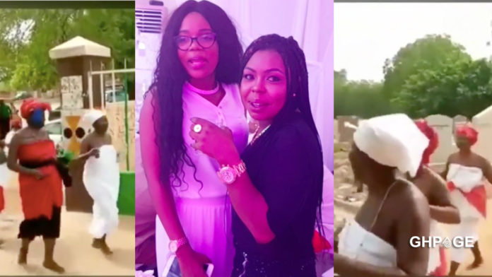 Na We storms cemetery to drop more curses on Mzbel