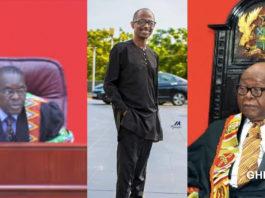 Ghana doesn't need a speaker who always needs an ambulance - Asiedu Nketia