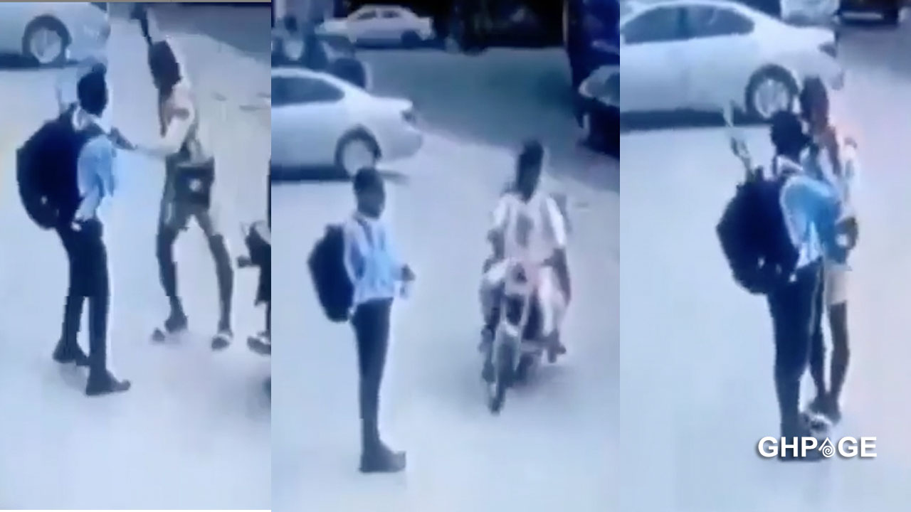 Robbers storm SHS in Kumasi, rob and sexually molest female students