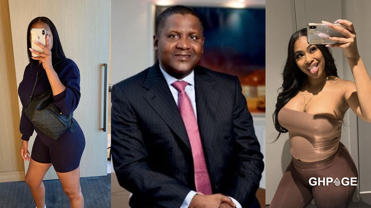 Aliko Dangote sues his US-based side chic
