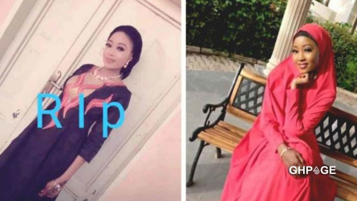 Beautiful lady dies just 3 hours to her grand wedding ceremony