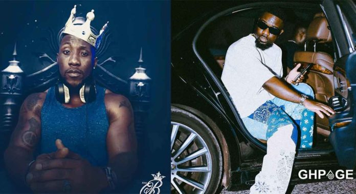 Cameroonian rapper jabs Sarkodie