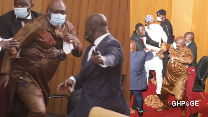 I wanted to Parliament to have a re-run - Carlos Ahenkorah
