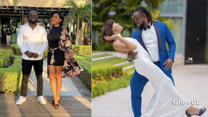 Celebrities react to the sudden death of Eddie Nartey's wife