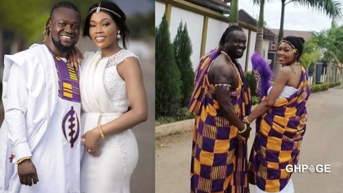 Eddie Nartey loses wife to death