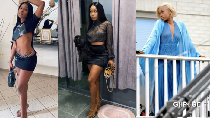 I'll choose a motivational book over the bible on any day - Efia Odo