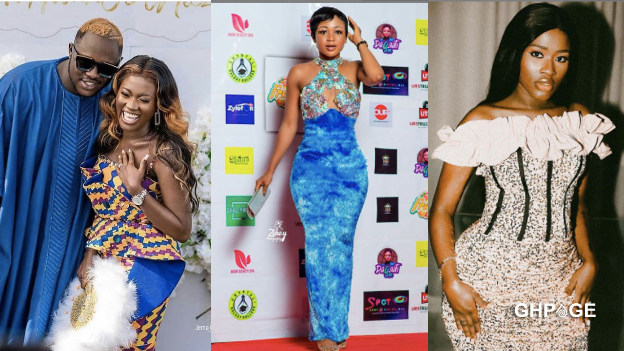 Fella Makafui hints of suing Akuapem Poloo for spreading lies about her family