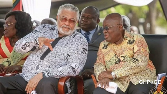 NDC can never win power unless they get someone like JJ Rawlings - Nana Addo