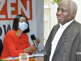 SC judge 'clashes' with Tsatsu Tsikata over Jean Mensa's personality