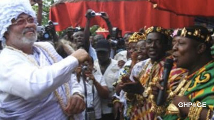 Anlo Traditional Council to have a 'proper' burial for JJ Rawlings